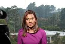 Kass Naidoo - Sports Journalist MC