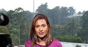 Kass Naidoo - Sports Journalist MC