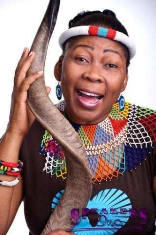 Dr Gcina Mhlophe - Poet Storyteller