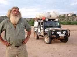 Kingsley Holgate - Explorer Storyteller