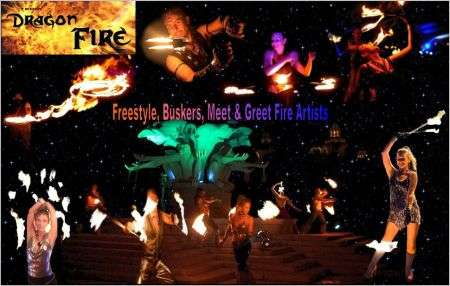 Dreams of Fire-Conference Corporate Entertainers