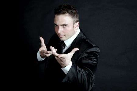 Larry Soffer-Conference Magician Entertainer