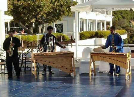 Mbekweni Marimba Band-Conference Entertainers