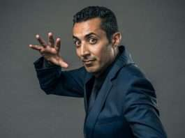 Riaad Moosa - Conference MC Comedian
