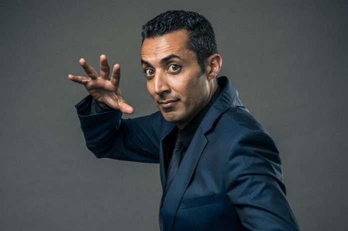 Riaad Moosa - Conference MC Comedian