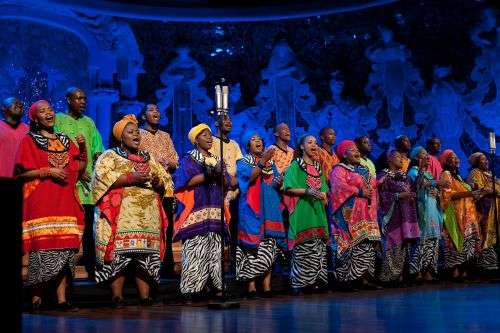 Soweto Gospel Choir-Conference Entertainers