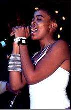 Thandiswe Mazwai-Conference Entertainer
