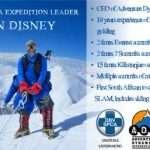 Sean Disney - Adventure Motivational