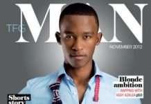 Katlego Maboe - Celebrity Conference MC