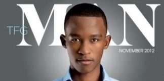 Katlego Maboe - Celebrity Conference MC