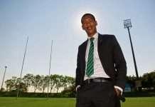 Ashwin Willemse - Rugby Legend Motivational