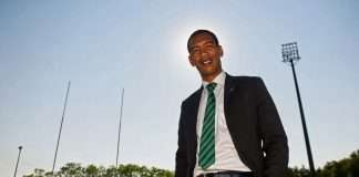 Ashwin Willemse - Rugby Legend Motivational