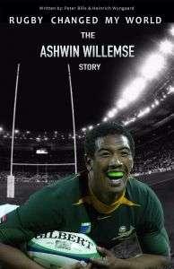 Ashwin Willemse Book