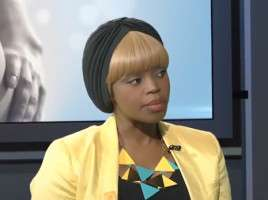 Zoleka Mandela - Inspirational Motivational Speaker
