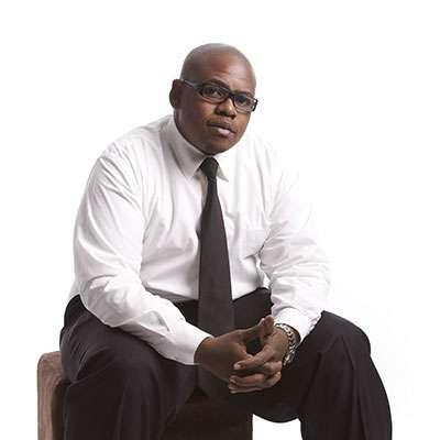 Nqoba Ngcobo-Corporate Comedy MC