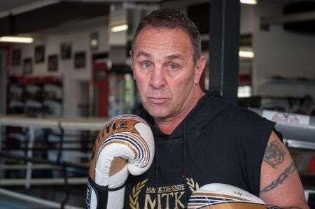 Brian Mitchell - Celebrity Boxer Speaker