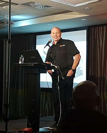 Joey Evans - Motivational Inspirational Speaker