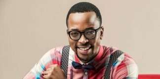 Maps Maponyane - Celebrity MC TV Personality