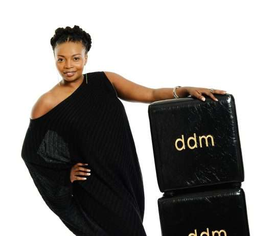 Nambitha Mpumlwana - International Actress MC