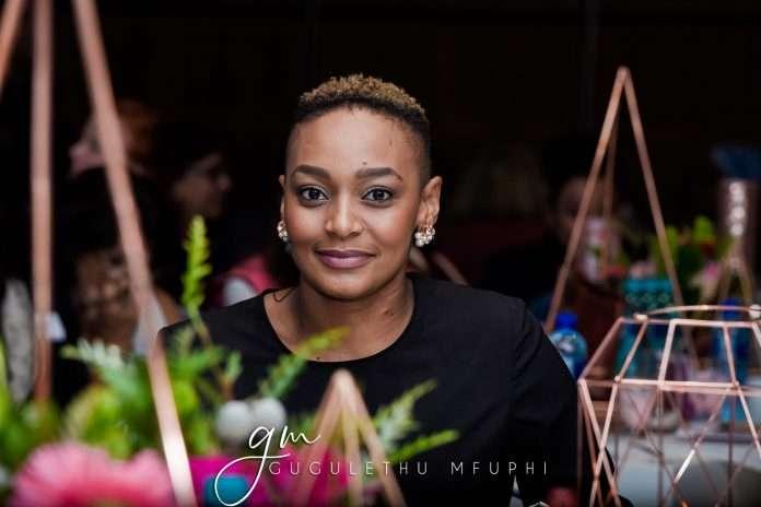 Gugulethu Mfuphi - Financial Journalist