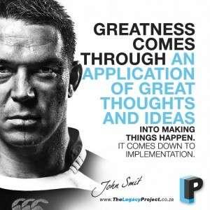 John Smit – Rugby Legend