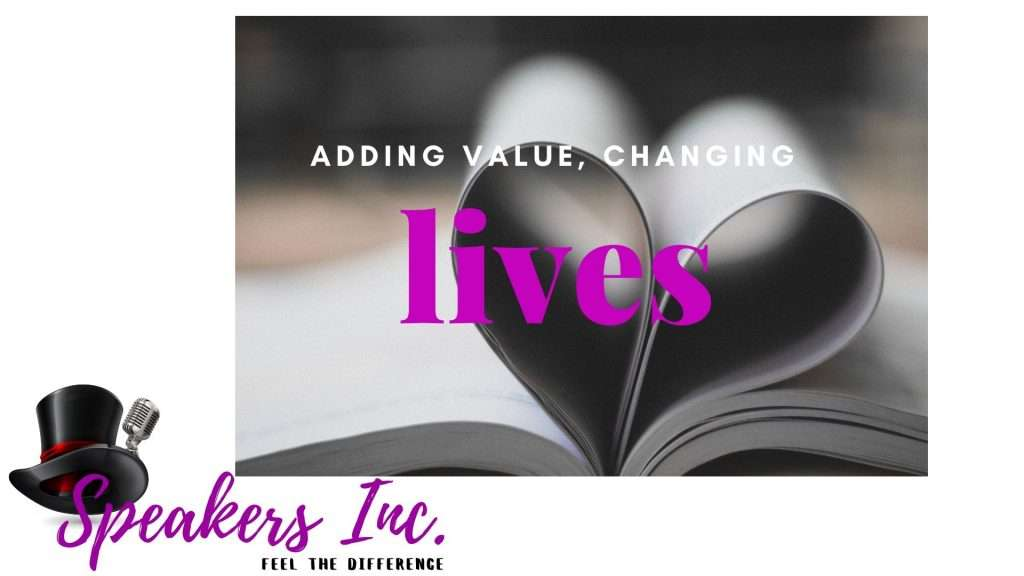 Adding Value, Changing lives