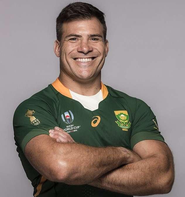 Schalk Brits - Rugby Legend