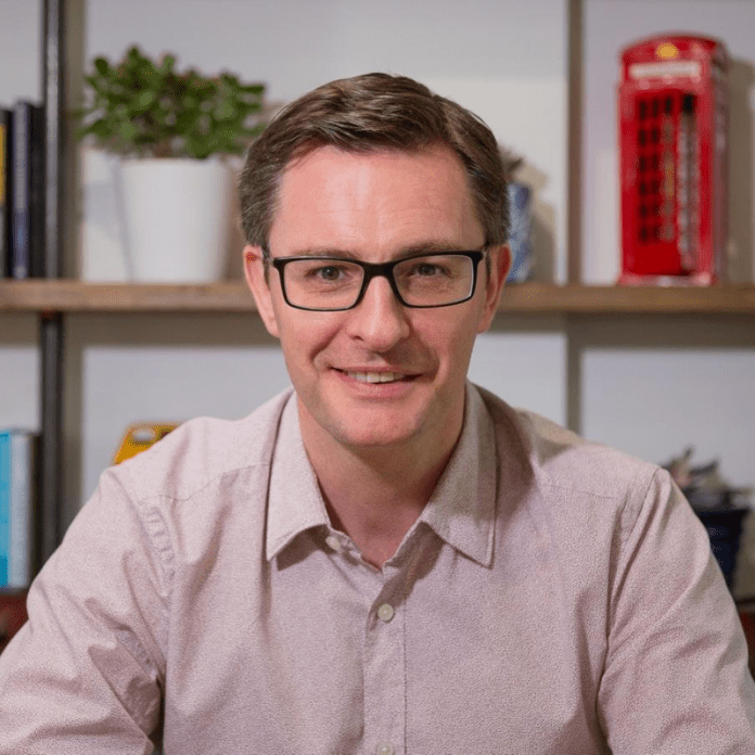 Dr Darren Coleman