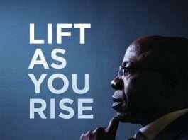 Lift as You Rise, Bonang Mohale, Speakers Inc